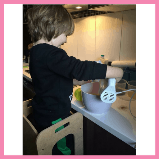 Toddler Cooking Time