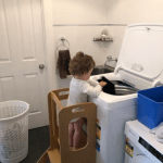 toddlers chef stool
