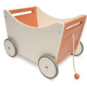 toy box walker white