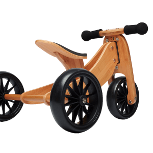 tiny tot bamboo bike