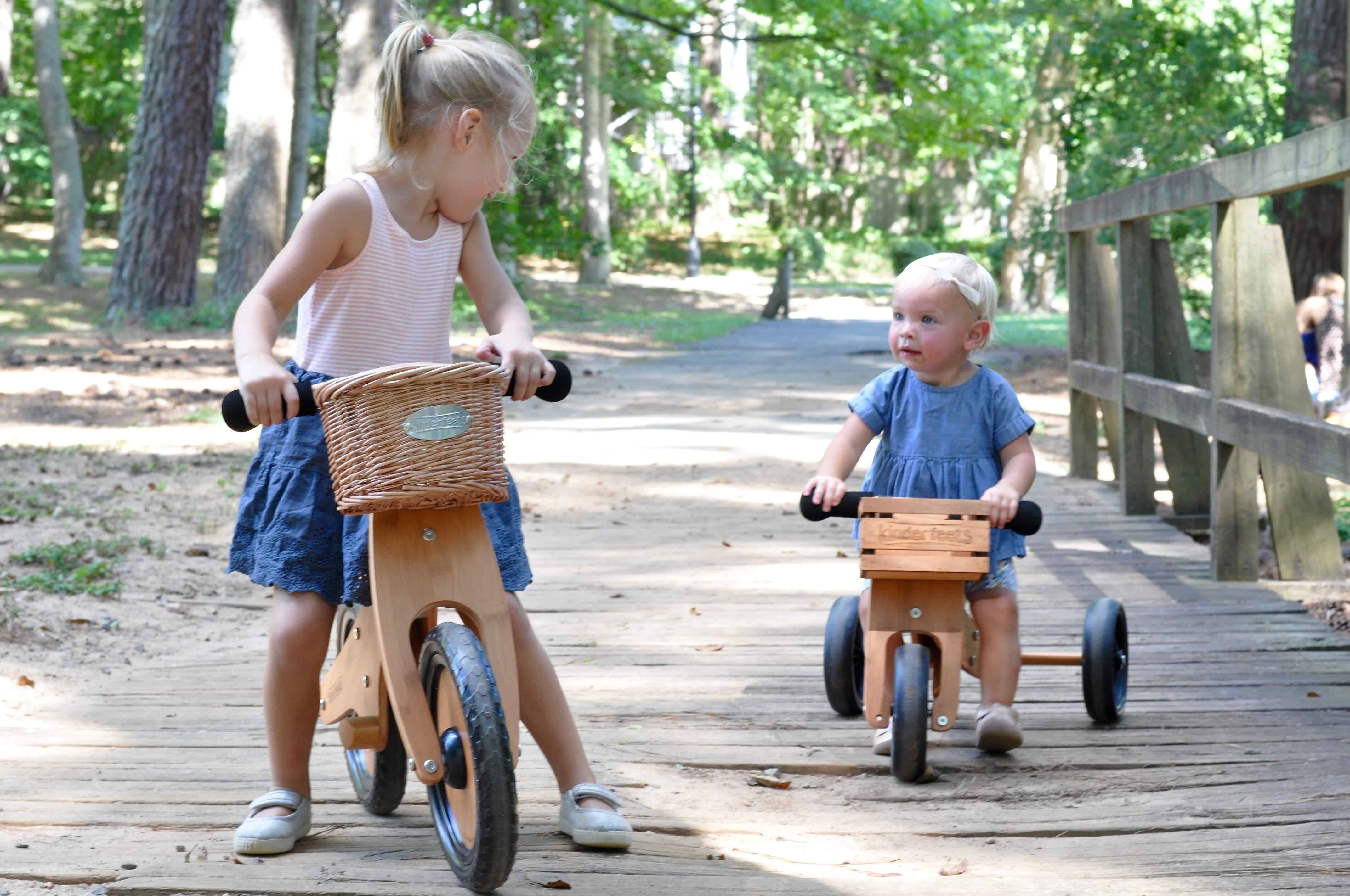 Tiny Tot Trike And Bike By Kinderfeets