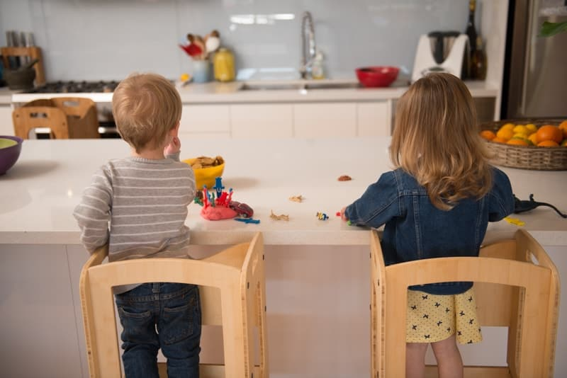 toddler chef stool