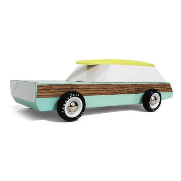 Candylab Wooden Car