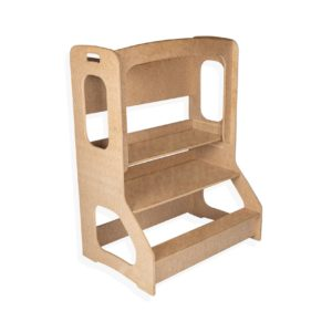 Toddler Chef Stool Tandem (MDF)